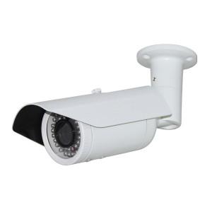 1/2.5''CMOS High-Resolution TI Da Vinci DSP IP dome camera, 2.8~12mm lens