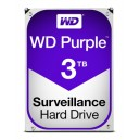3TB WD Purple Surveillance Storage HDD