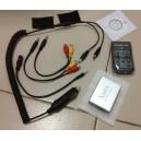 XBOX HD Recorder D1 Mini Sd card DVR