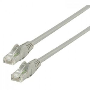 UTP CAT 6 netværkskabel 0.50 m grå