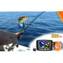 "Night vision digital underwater camera 1/3"" sony ccd 700tvl 20m underwater camera fish finder"