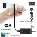1080P Black Box WiFi IP Hidden Camera  WiFi 16GB