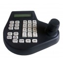 CCTV Keyboard Controller LCD Display for PTZ Camerae