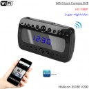 Wifi 1080P Full HD Digital Alarm Clock Camera 32GB