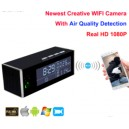 HD 1920x1080P Alarm Digital Clock Camera for Home Sony 323