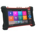 7 inch capacitive touch screen IP tester POE (AHDS)