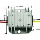 DC-DC Power Converter 12V 24V Step Down to 5V 3A Buck Power Supply Module