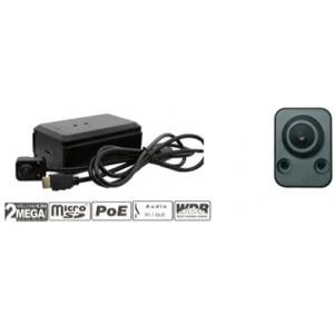2MP 1080P Pinhole lens Hidden IP Camera Discreet Surveillance Camera