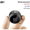 WIFI Mini Camera, HD1080P/H.264, 150degree Camera, 6pcs IR 16GB