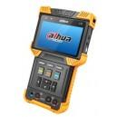 Dahua Service og kamera installations monitor for IP, HDCVI og analog, DH-PFM906