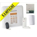 PowerMaster-10 Kit Incl LAN PL3 modul