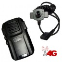 3G 4G WiFi GPS GPRS Android Bluetooth Police Body Worn Camera