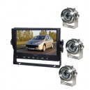 Night Vision Analog Anti-Explosion Rearview Camera for Gas Truck/Tank
