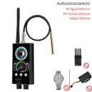 Multifunctional Detector, Wireless Signal & Camera Lens& Magnet Detector, Battery Work 8 hours