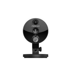 Foscam C2 Black - Wifi - 2 Megapixel - Wide Angle - Plug&Play - SD