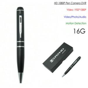 HD Pen Camrea DVR, Video1920*1080 16GB