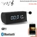 Bluetooth Speaker WIFI Clock Camera 16 GB
