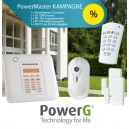 PowerMaster-10 Kit m / 3G GPRS, Next CAM