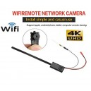 4K 4096*2160P DIY Module  WiFi IP Hidden Camera 16GB