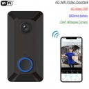 WIFI Video Doorbell, HD720P, 140degree Camera