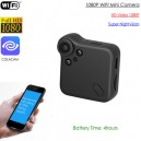 WIFI Clock Camera, WIFI/P2P/IP(3G/4G) 16 GB