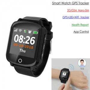 Smart GPS Watch Tracker, 2G/GSM