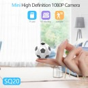 Mini WiFi Camera Wireless Small Cam 1080P 16GB