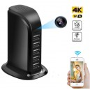 Mini Camera 4K WIFI HD 1080P IP camera Wireless Security Camera USB Wall Charger Baby Camera Monitor Camcorder for Smart Home