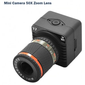 Wifi P2P Mini Camera Mobile Phone Point-to-Point Digital Mini Camcorder Zoom