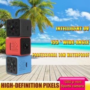 HD 1080P Waterproof Wifi Sport Action Camera Mini Video Camera 16GB