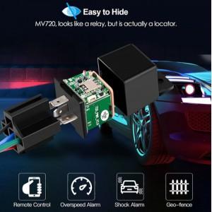 Vehicle Tracker Relay GPS Tracker