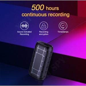 SPY 500hours micro Voice recorder 16GB