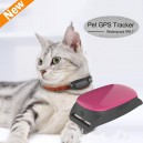 Pet gps tracker/ mini pet gps tracking Cats Collars Dog GPS Tracker