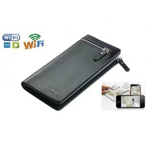 Wallet camera Full HD 1080P Men's purse DVR