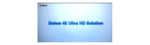 Dahua 4K Ultra Solution